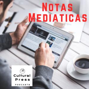 Notas Mediáticas Podcast